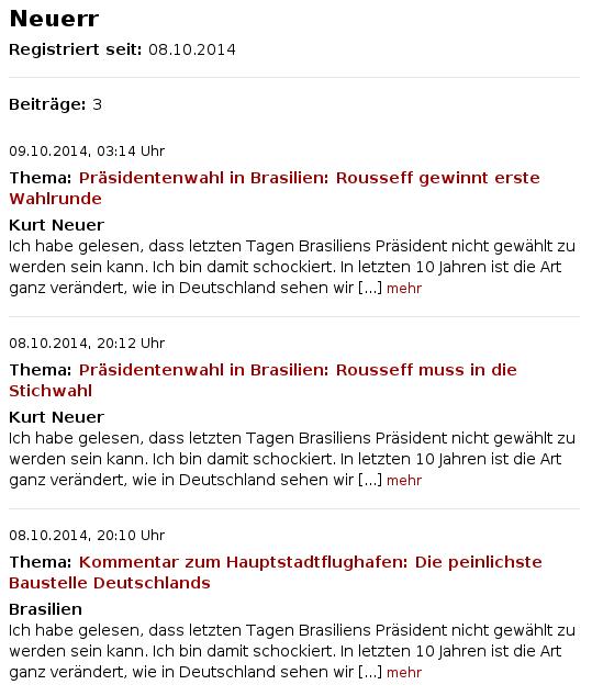 Comentários do Kurt Neuer